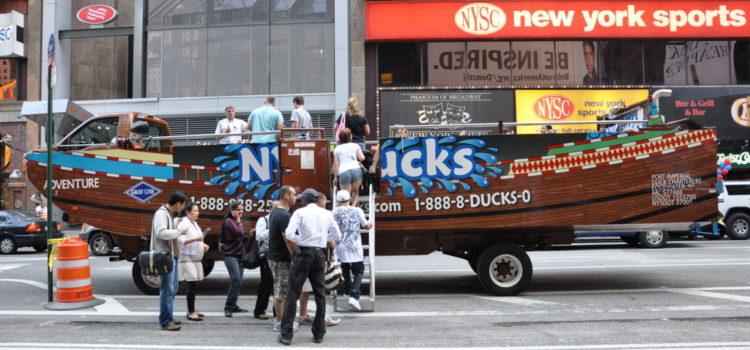 New York 'ta Bambaşka Bir Deneyim