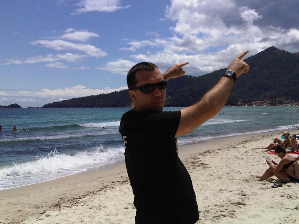 Thasssos Golden Beach