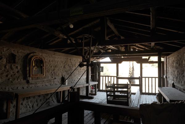 Holy Monastery of Great Meteoron Kule Transferi