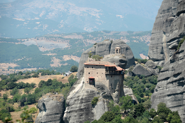 Holy Monastery of St. Nicholas Anapausas