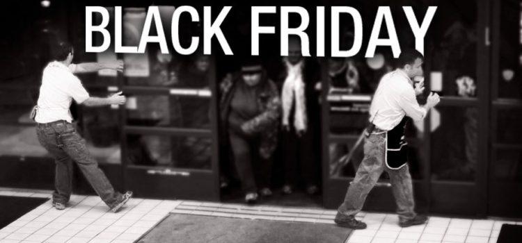 Bir alışveriş çılgınlığı: Black Friday (Kara Cuma)