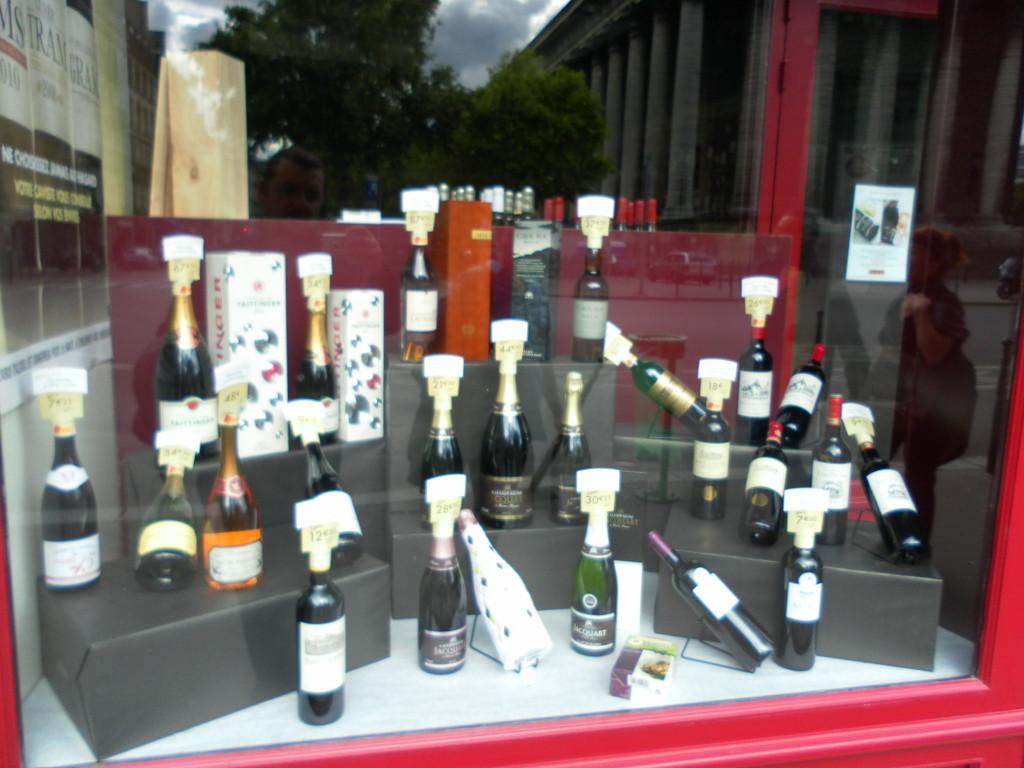Pariş Şarap Mağazaları