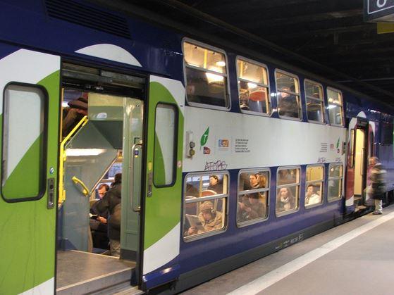 Çift Katlı Metro