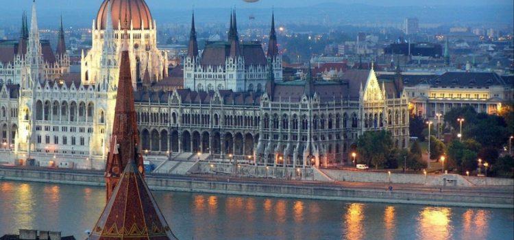 Tuna'nın Kraliçesi Budapeşte
