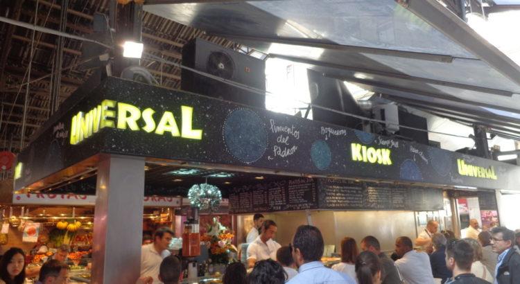 Tapas Restaurant Üniversal Josep La BOQUERİA