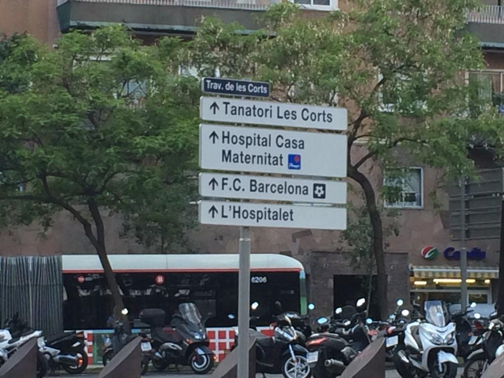 Barselona Stad
