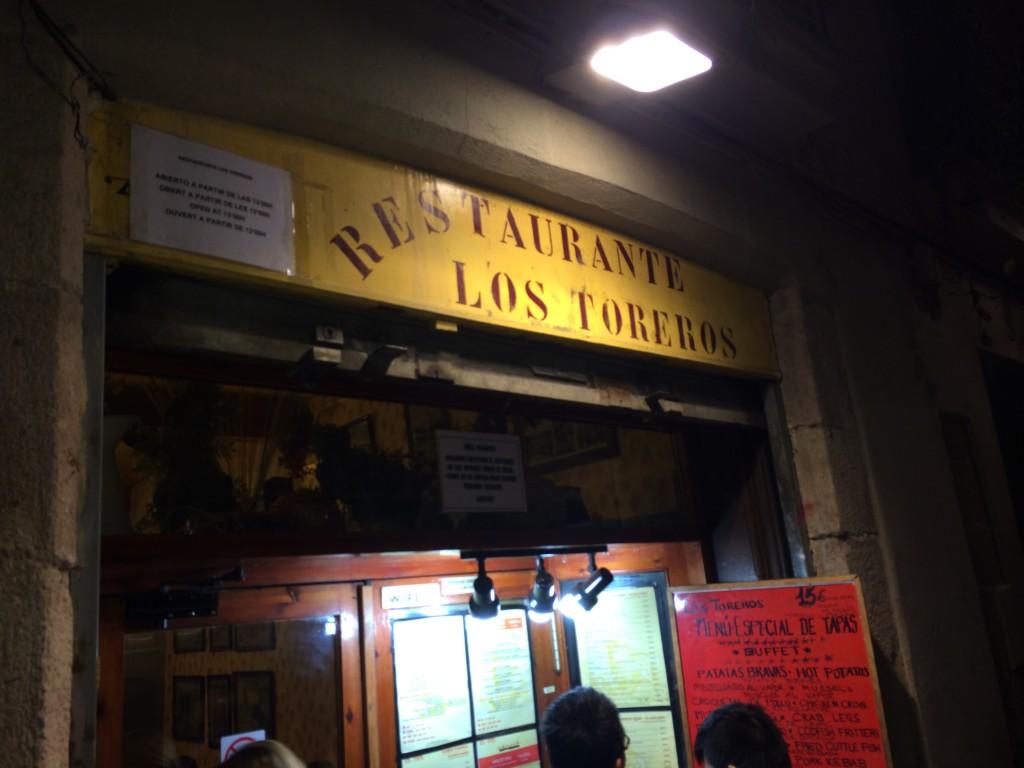 LosToreros
