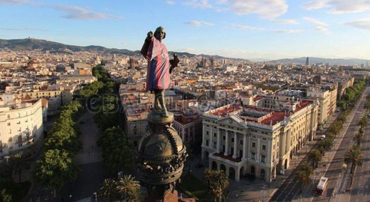 barcelona'lı Kristof Kolomb
