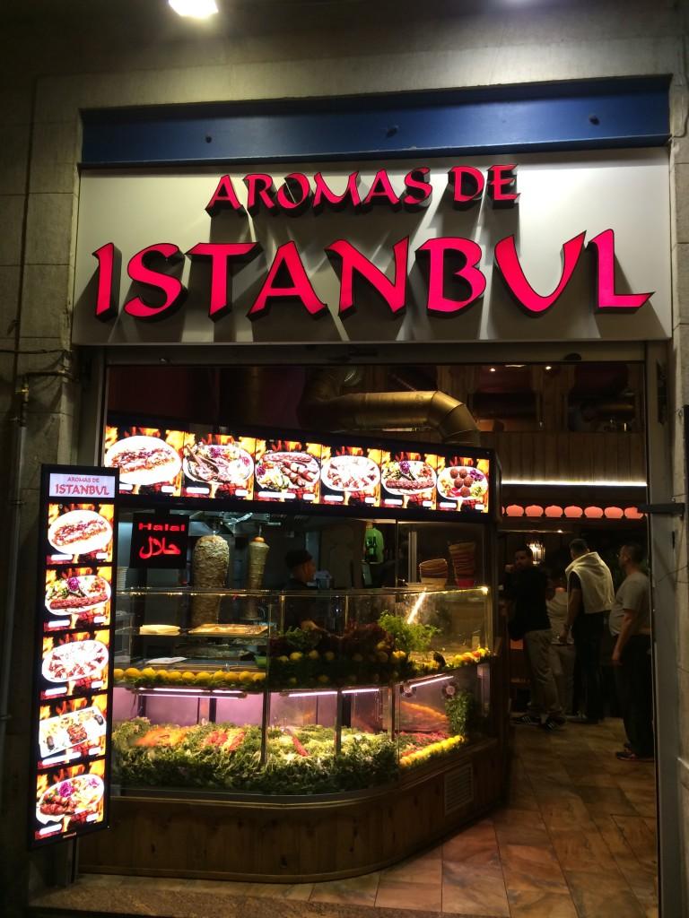 İstanbul&Barselona