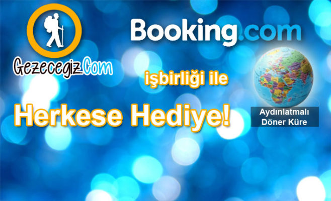 Booking.Com Kampanyası