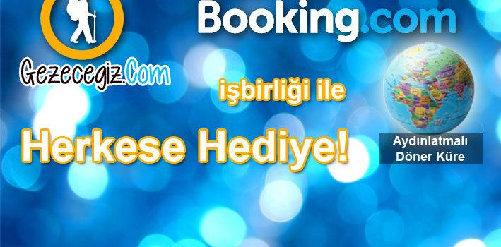 Booking.Com Kampanyamız Başladı