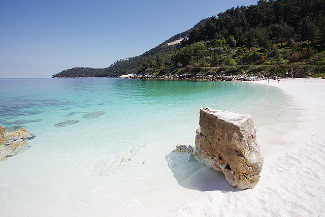 Marble Beach Tasos