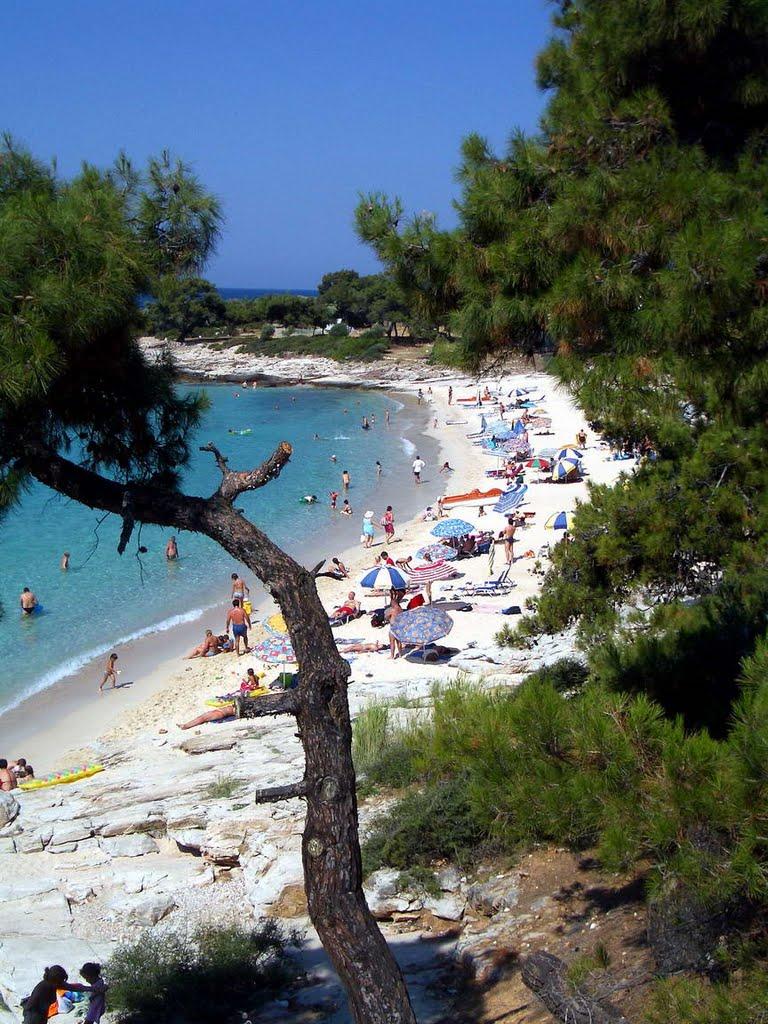 Psili Ammos Beach Thassos