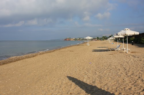Greek Camping Alexandroupoli Plaj Dedeağaç