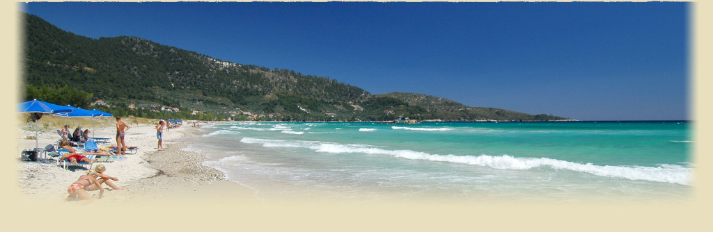 Thassos Golden Beach