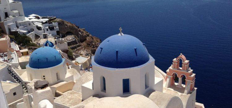 Santorini (Thira) Gezilecek Yerler
