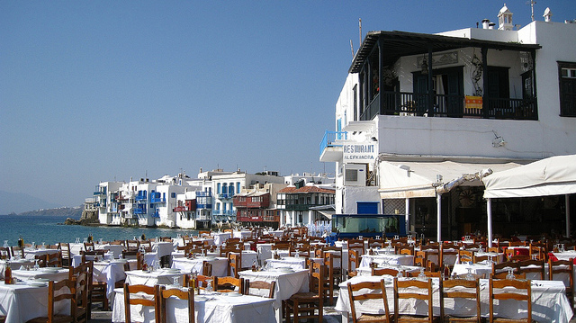 Restaurant Alefkandra