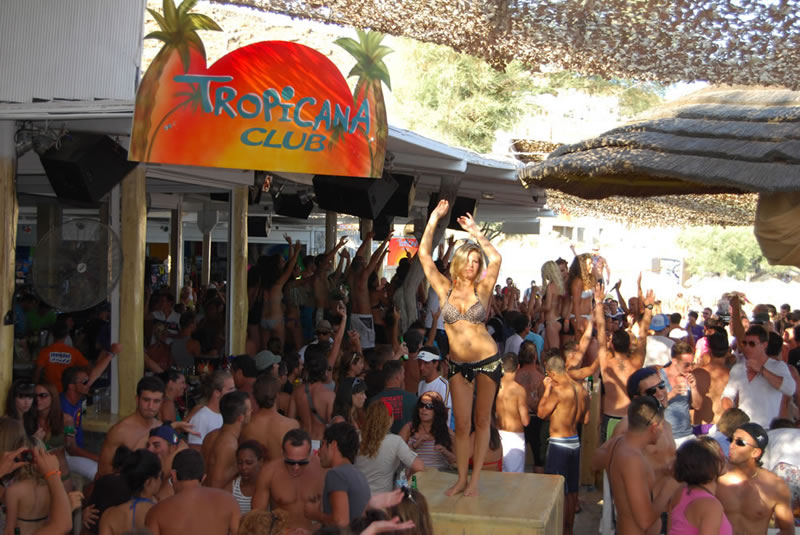 Tropicana Club Paradise Beach