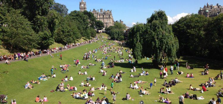 Edinburgh Gezi Notları ve Fringe Festivali