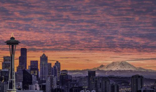 Seattle Gezilecek Yerler