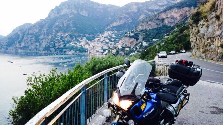 Motosiklet ile İtalya