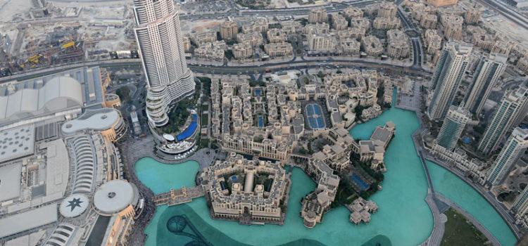 Çöldeki Vaha – Dubai