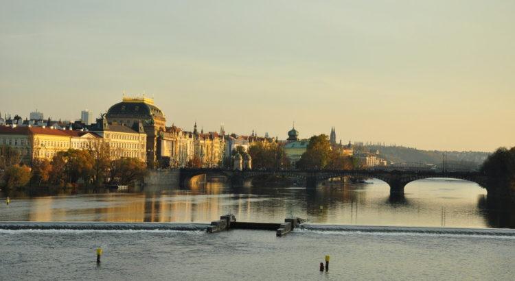 Vitava Nehri
