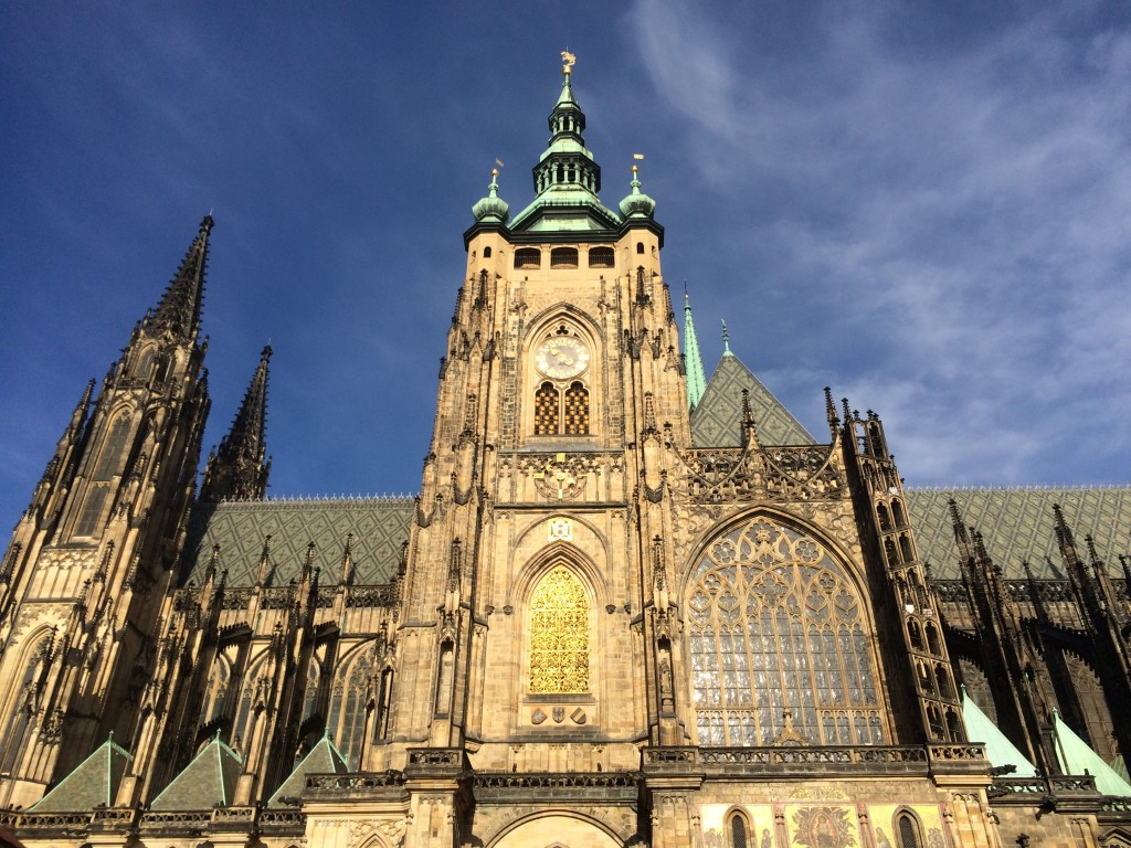 St Vitus Katedrali