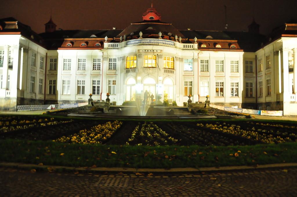 Karlovy Vary Kralın Banyosu