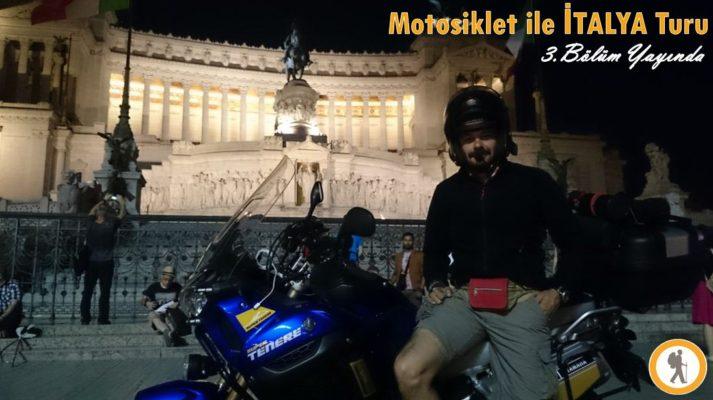 Motosiklet İle İtalya Turu