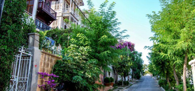 Burgazada'da Haftasonu Gezisi