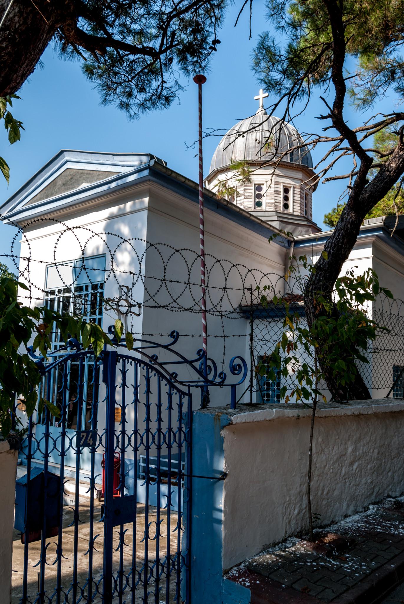 Burgazada Garipi Manastırı