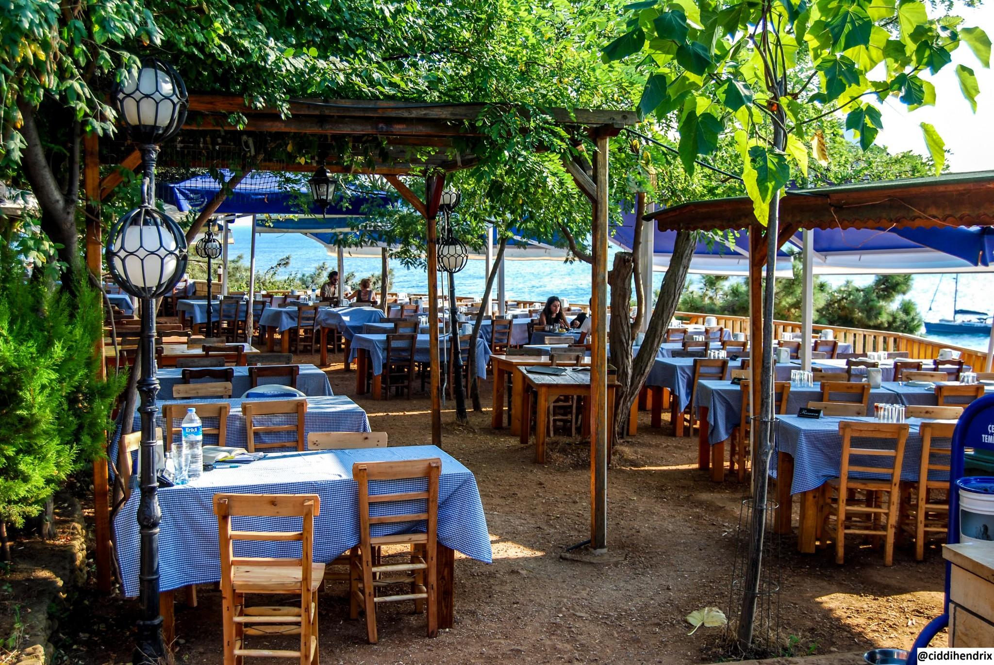 Burgazada Kalpazankaya Restaurant