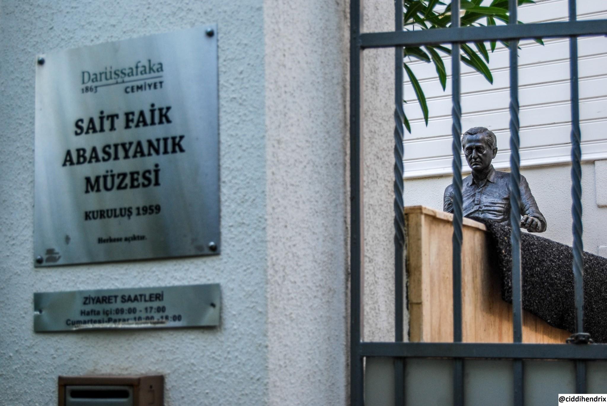 Burgazada Sait Faik Abasıyanık Müzesi1
