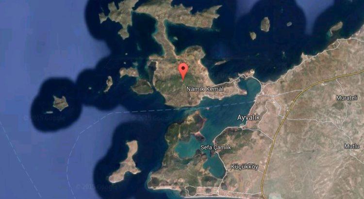 Cunda Adası ulaşım
