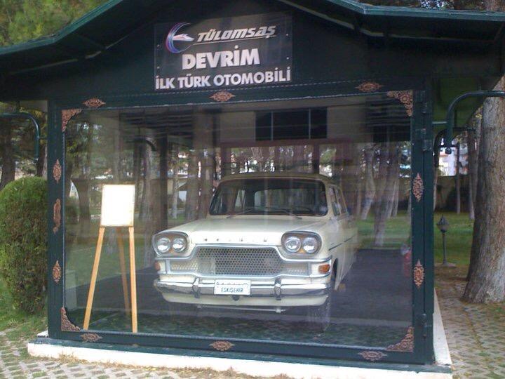 Eskişehir Devrim Otomobili