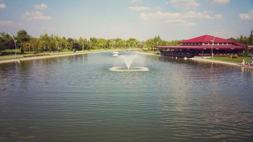 Eskişehir Kent Park Manzara