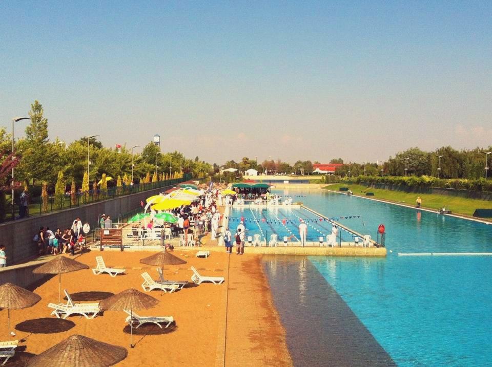 Eskişehir Kent Park Plaj