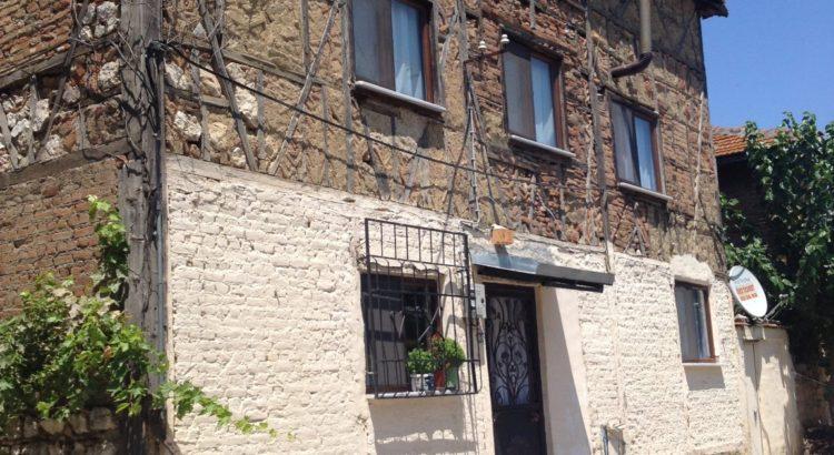 Gölyazı Köyü Eski Bina