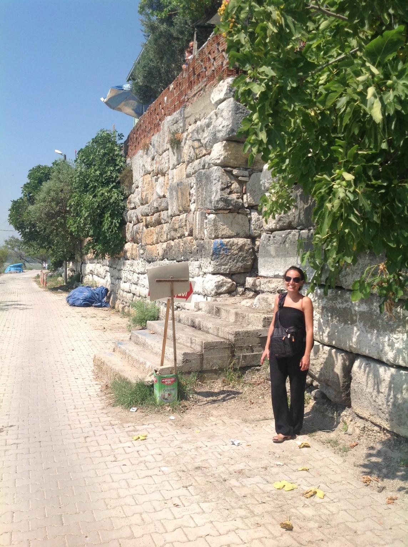 Gölyazı Köyü Halilbey Adası Sahil