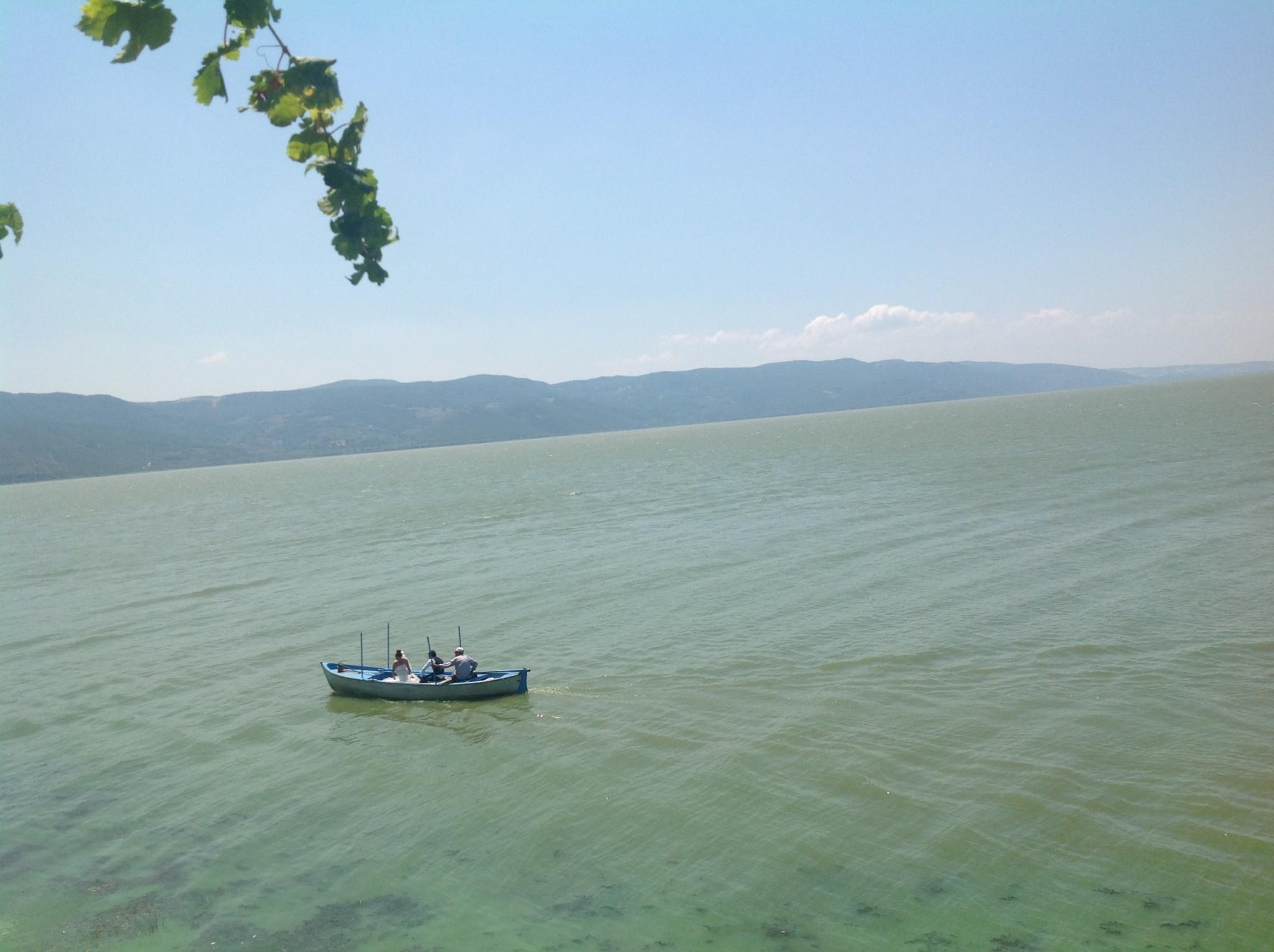 Gölyazı Köyü Sandal Gezisi