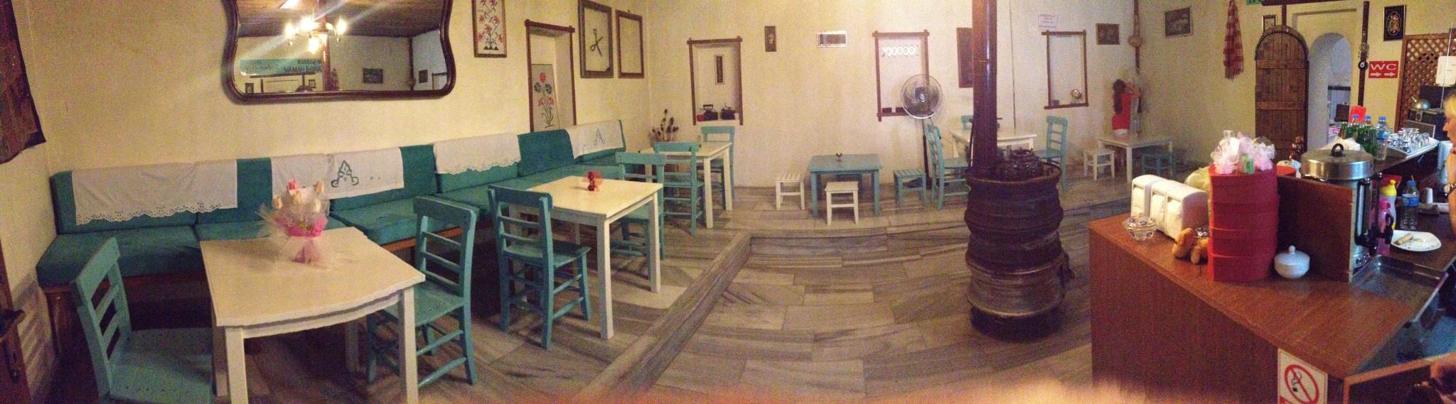 Gölyazı Köyü Tarihi Hamam Kahve Ala