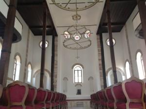 Gölyazı Köyü Aziz Panteleiomon Kilise İçi1