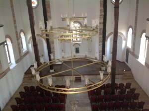 Gölyazı Köyü Aziz Panteleimon Kilise İçi2