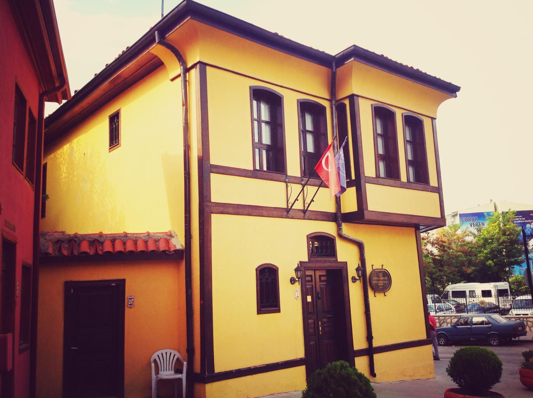 Eskişehir Karikatür Müzesi