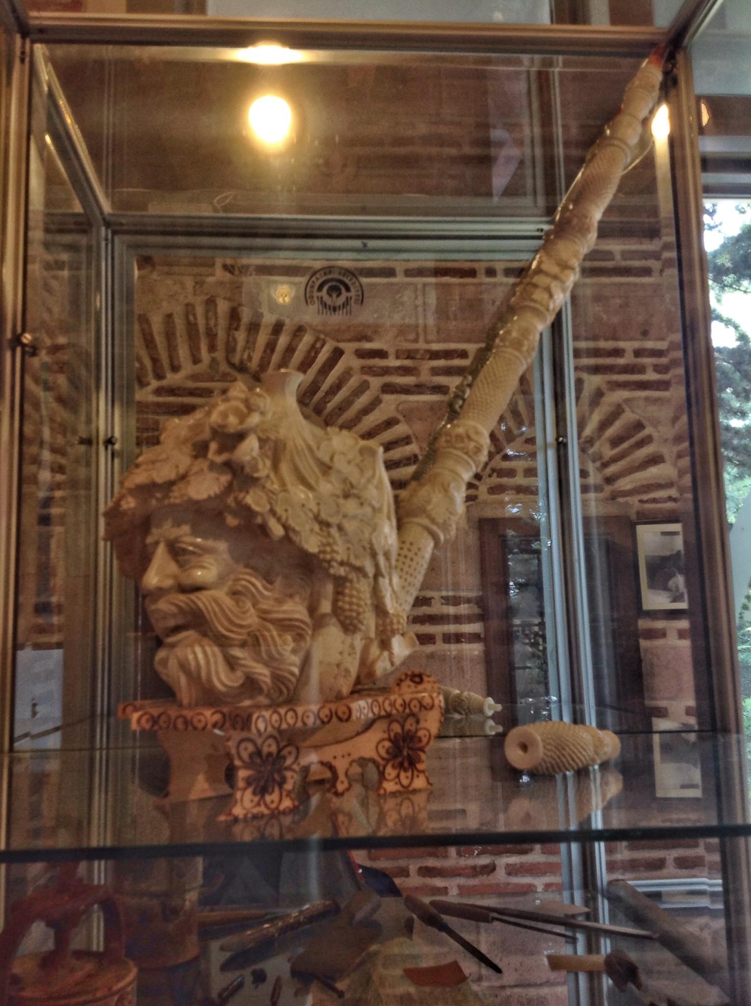 Eskişehir Kurşunlu Cami Külliye Lületaşı Müzesi