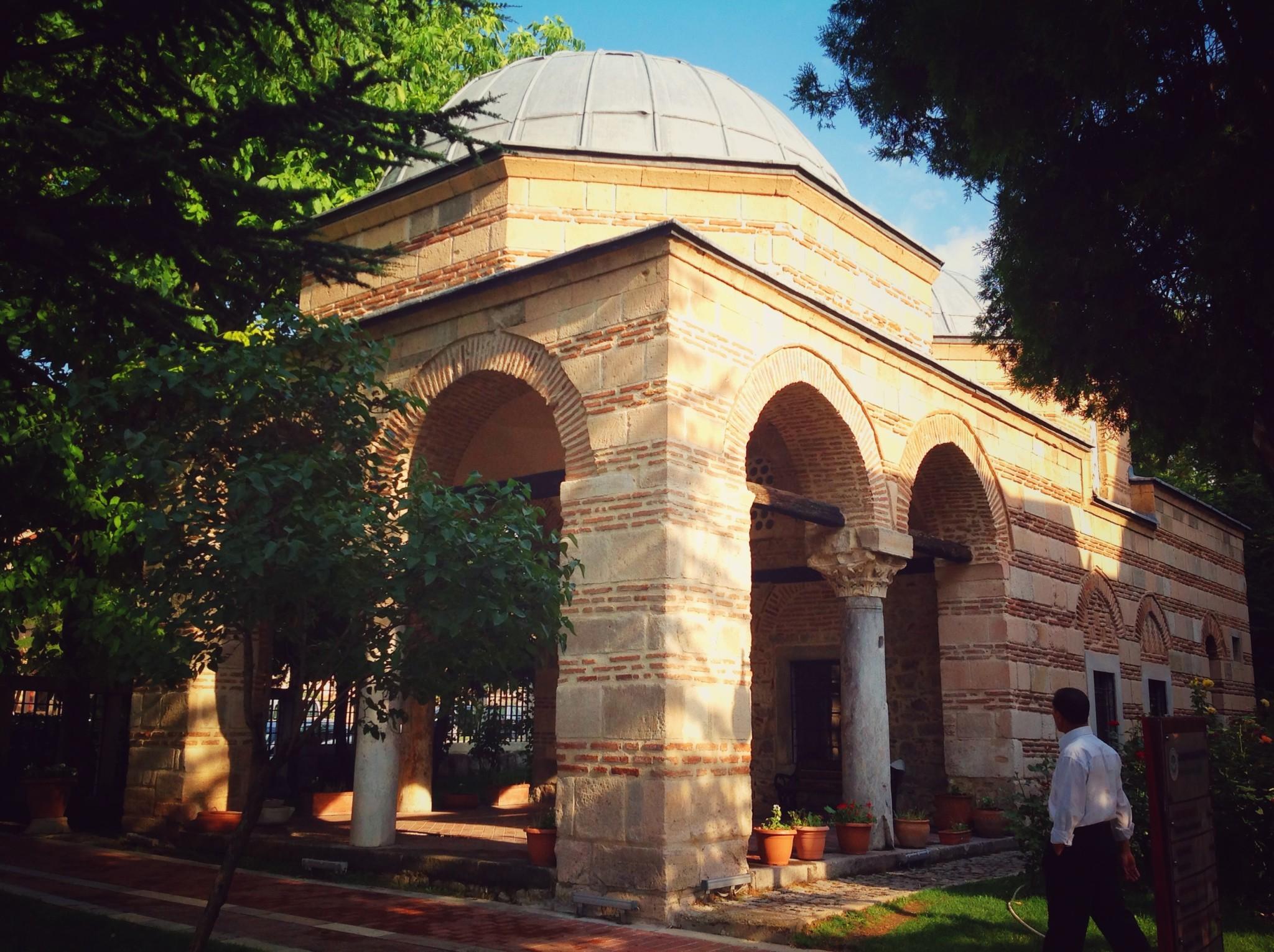 Eskişehir Kurşunlu Cami Külliye Kurşunlu Kütüphanesi