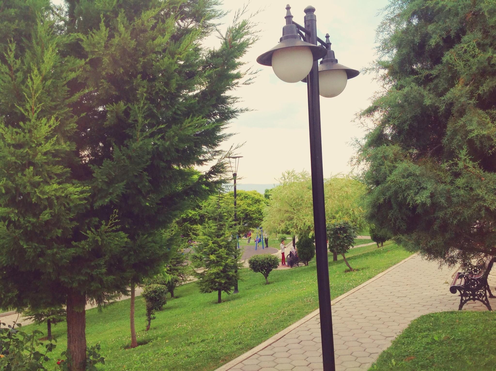 Eskişehir Şelale Park İçi