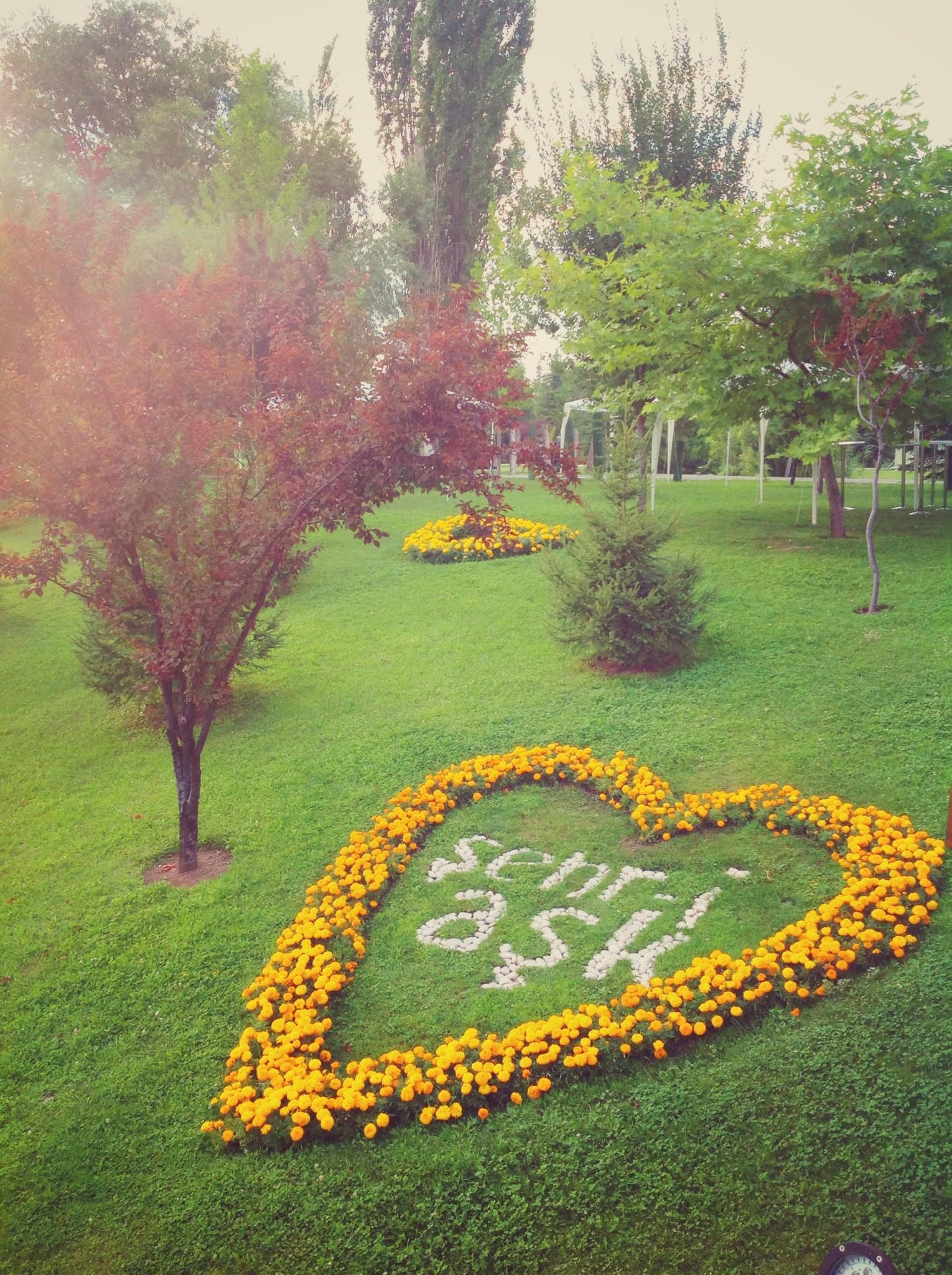 Eskişehir Şehri Aşk Adası