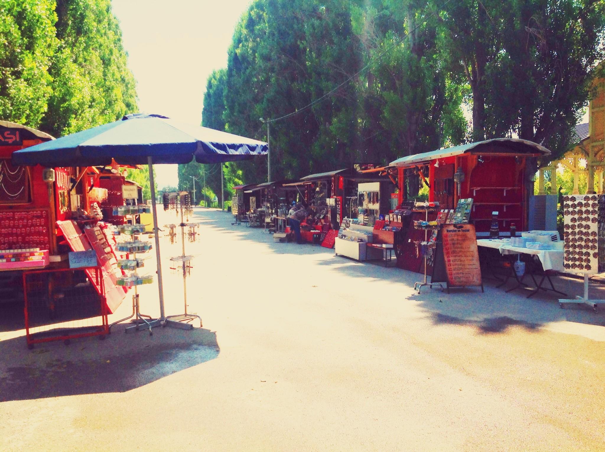 Eskişehir Sazova Parkı Hediyelik Eşya